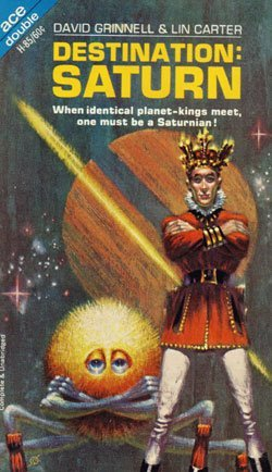 Destination Saturn/Invader On My Back