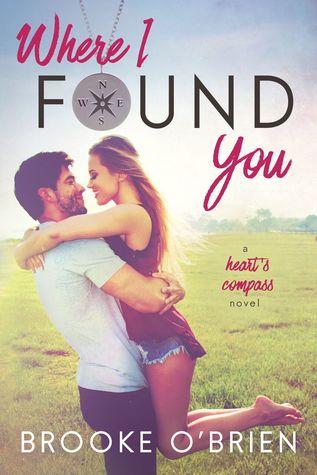 Where I found You Book Cover