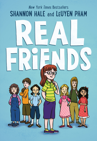 Real Friends (Real Friends, #1)