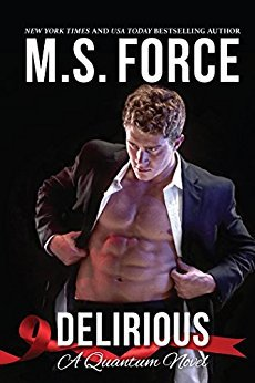 Blog Tour Review:  Delirious by M. S. Force