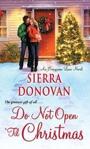 Do Not Open 'Til Christmas (Evergreen Lane Novels)