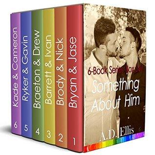 Something About Him: 6 Book Box Set