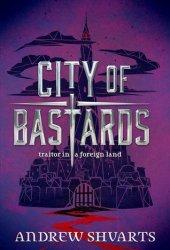 City of Bastards (Royal Bastards, #2)