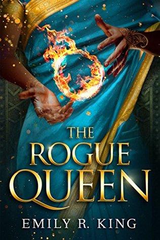 The Rogue Queen (The Hundredth Queen, #3)