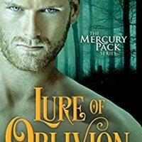 ~Pre-Release Review~Lure of Oblivion (The Mercury Pack #3) by Suzanne Wright~