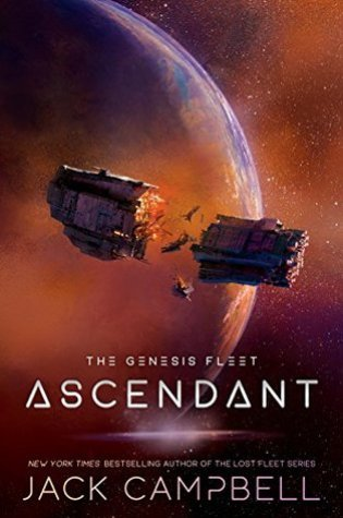 Ascendant (The Genesis Fleet, #2) Book Pdf ePub