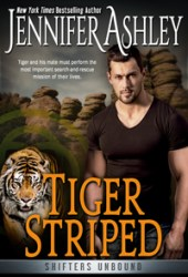 Tiger Striped (Shifters Unbound #11.5) Pdf Book