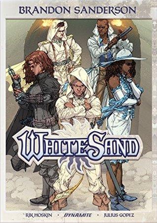 White Sand Vol. 2