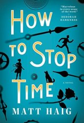 How to Stop Time Book Pdf