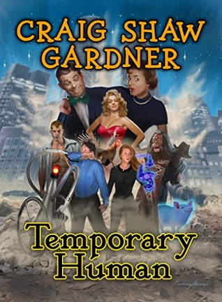 Temporary Human (The Temporary Magic Series Book 3)