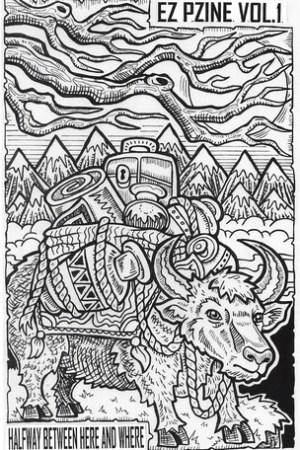 EZ.P.ZINE Vol. 1: Beast of Burden
