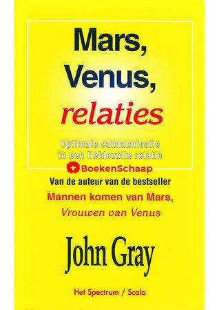 Mars, Venus, relaties - Optimale communicatie in een liefdevolle relatie