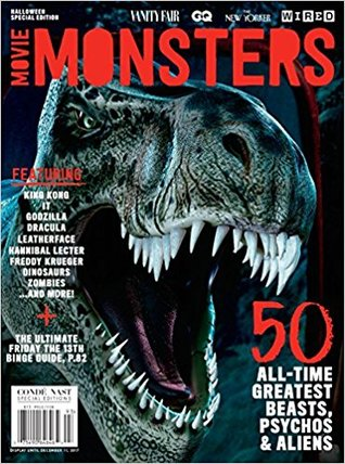 Movie Monsters: Halloween Special Edition Book Cover