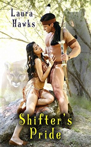 Shifter's Pride (Spirit Walker's Saga Thrillers Book 2)