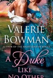 A Duke Like No Other (Playful Brides, #9) Pdf Book