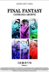 Final Fantasy Ultimania Archive Volume 1 Pdf Book