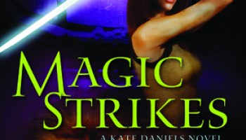 Magic Strikes (Kate Daniels #3) – Ilona Andrews