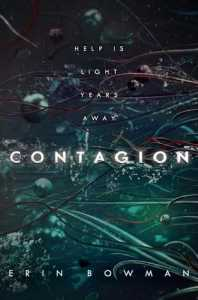 Young Adult Science Fiction Books Contagion  Contagion   1