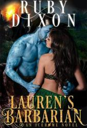 Lauren's Barbarian (Icehome, #1) Pdf Book
