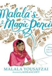 Malala's Magic Pencil Pdf Book