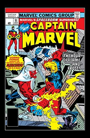 Captain Marvel (1968-1979) #51