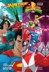 Justice League/Power Rangers Pdf Book