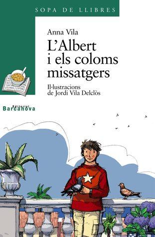 L'Albert i els coloms missatgers