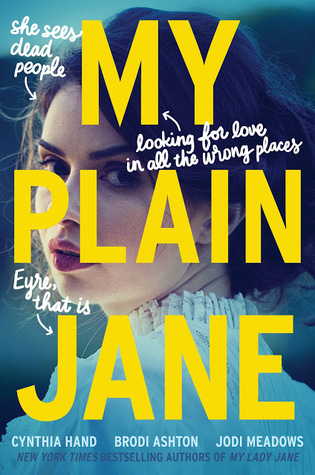 My Plain Jane (The Lady Janies, #2) Book Pdf ePub