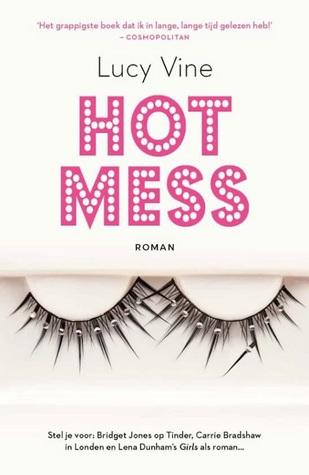 Hot Mess Boek omslag