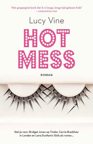 Hot Mess Boek omslag