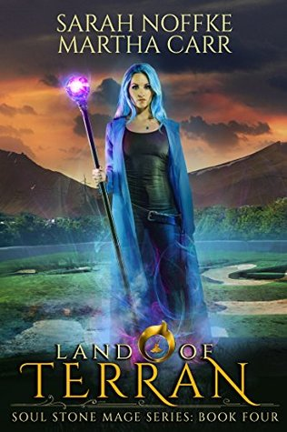 Land Of Terran: The Revelations of Oriceran (Soul Stone Mage, #4)
