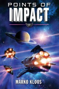 Military Science Fiction Books Points of Impact  Frontlines  6