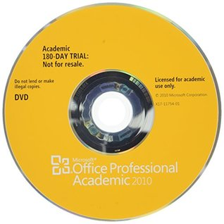 Microsoft Office 2010 180-day Subscription