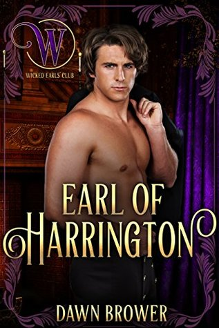 Earl of Harrington (Bluestockings Defying Rogues 1)