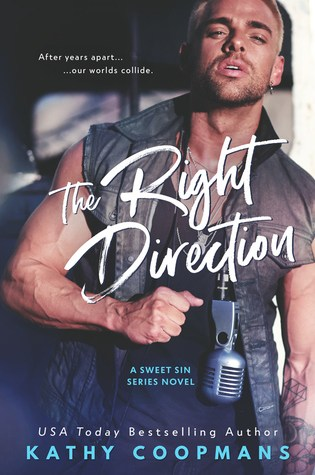 The Right Direction (Sweet Sin, #1) Book Pdf ePub