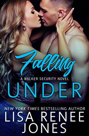 Author Spotlight: Falling Under by Lisa Renee Jones