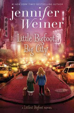 Little Bigfoot, Big City (The Littlest Bigfoot #2)