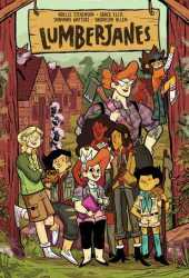 Lumberjanes, Vol. 9: On a Roll Pdf Book