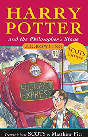 Harry Potter and the Philosopher's Stane (Harry Potter, #1)