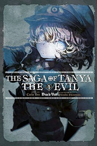 The Saga of Tanya the Evil, Vol. 1: Deus lo Vult Book Cover
