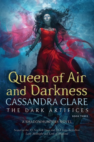Queen of Air and Darkness (The Dark Artifices, #3) Book Pdf ePub