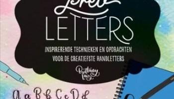 Pretletters: inspirerende technieken en opdrachten voor de creatiefste handletters – Brittany Luiz
