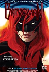 Batwoman Vol.1 : The Many Arms of Death Pdf Book