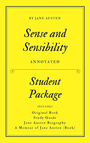 Sense and Sensibility ILLUSTRATED & ANNOTATED: Student Package