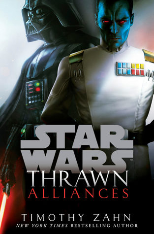 Star Wars: Thrawn: Alliances Book Cover