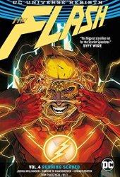 The Flash Vol. 4:  Running Scared Pdf Book