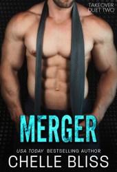 Merger (Takeover Duet, #2) Pdf Book