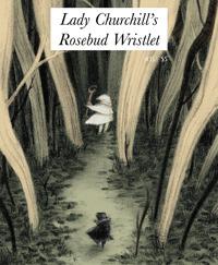 Lady Churchill's Rosebud Wristlet No. 35