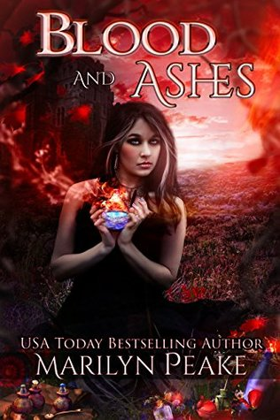 Blood and Ashes: A Paranormal Romance Novel