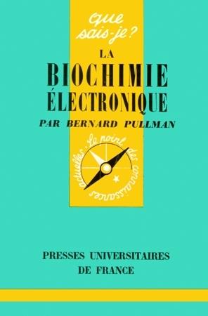 La biochimie électronique
